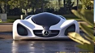 2015!!! Mercedes Benz Biome машина будущего