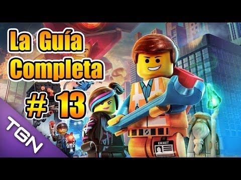 LEGO Movie The Videogame - La Guía Completa en Español - Parte 13 - HD 720p