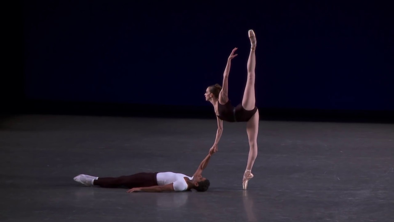Anatomy of a Dance: Maria Kowroski on Balanchine's AGON