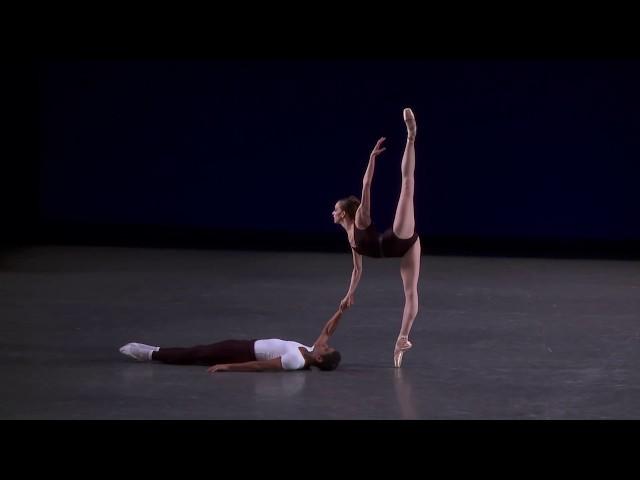 b80540927 Maria Kowroski on Balanchine's AGON: Anatomy of a Dance. New York City  Ballet