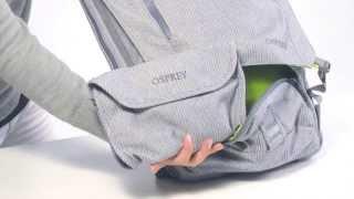 Osprey Pixel Daypack PowerHouse Inside Thumbnail