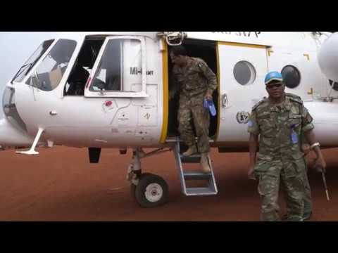 Bambari: la Minusca renforce la sécurité