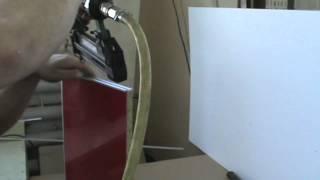 алюминиевый профиль для фасадов(молдинг для производства кухонных фасадов. Простота в применении. Экономия на пилах, времени и отходы в..., 2012-05-24T09:23:50.000Z)