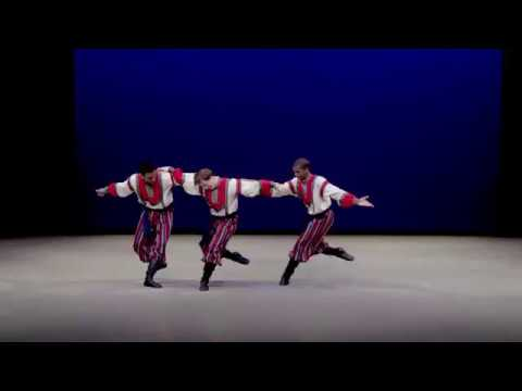 SPOTLIGHT   The Nutcracker's Russian Dance