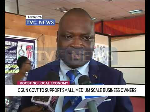Image result for Ogun to support Small, Medium scale business owners