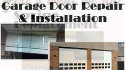 Garage Door Repair Fredericksburg VA