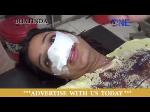 BHATINDA :  नशे की एक भयानक तस्वीर , HUSBAND बना नरभक्षी - पत्नी का खा गया नाक