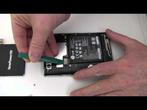 How to Replace Your LG Optimus Sketch Battery