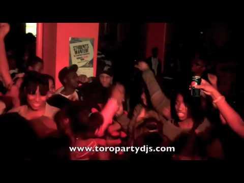 DeWitt Clinton H.S. Party 12-04-2009 - Step, Dance and Cheerleaders - Toro Party DJs