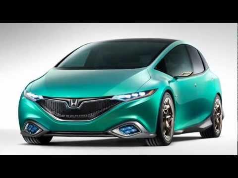 2012 Honda S Concept Youtube