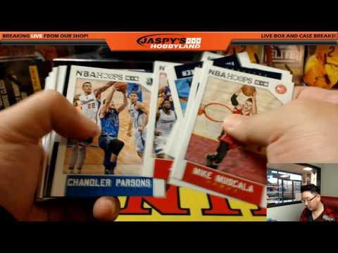 03/07/17 - Jaspy's High-End 52-Box NBA...