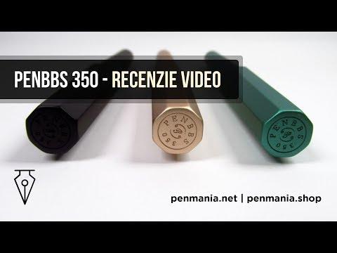 Stiloul PENBBS 350 - Recenzie video