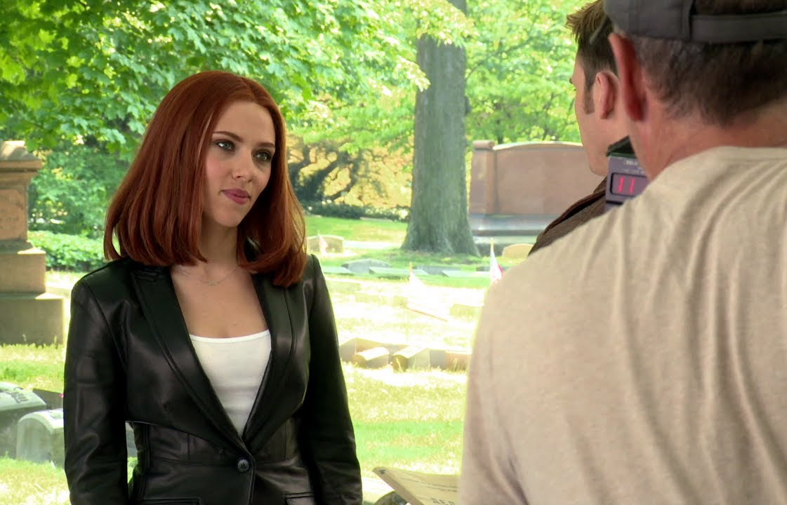 Download Captain America: The Winter Soldier B-Roll Footage #1 (2014) Chris Evans HD