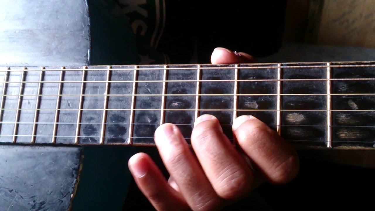 Belajar Gitar Canon Rock Youtube