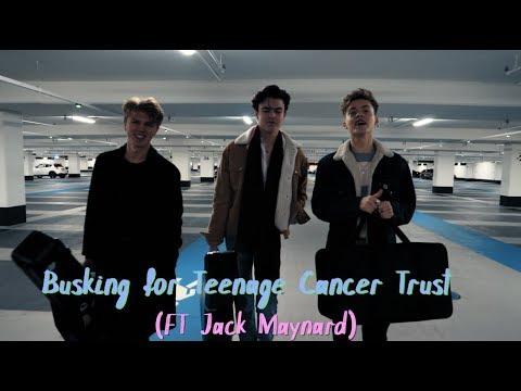 Busking for Teenage Cancer Trust (Feat Jack Maynard)