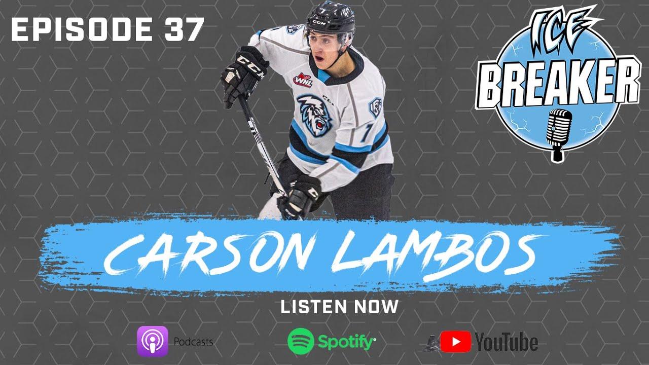 Episode 37   Carson Lambos