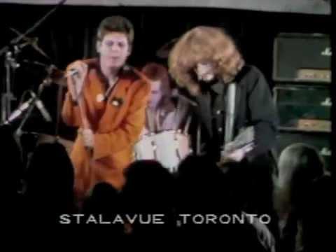 """Teenage Head: """"Teen Beer Drinking Party"""", Toronto, 1980"""