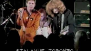 "Teenage Head: ""Teen Beer Drinking Party"", Toronto, 1980"