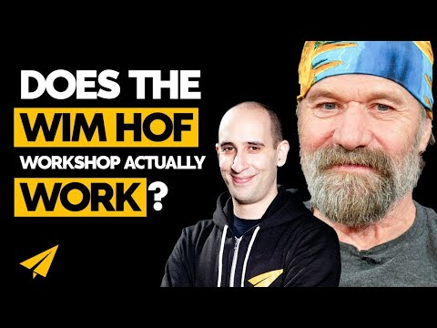 The Wim Hof Method Workshop Review - Breathing, Ice Baths & Science