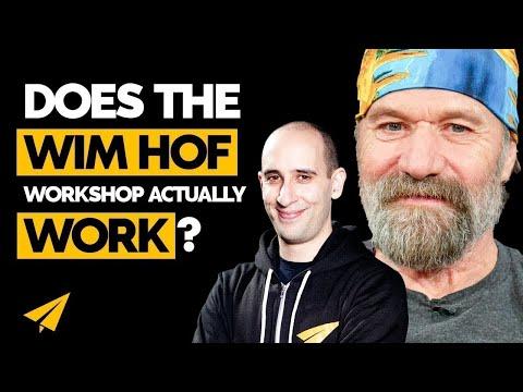 The Wim Hof Method Workshop Review - Breathing, Ice Baths & Science