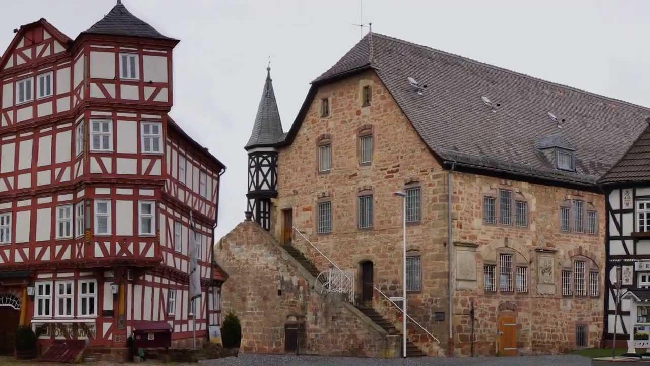 Enkelt leilighet i Schwalmstadt