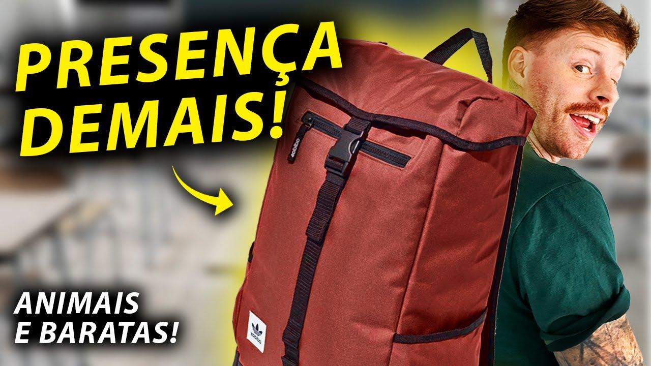 MOCHILAS ANIMAIS até R$200 - Mochilas Masculinas Baratas e Bonitas, pra Comprar AGORA!