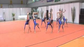 Moderní gymnastika MS v  ESG 2