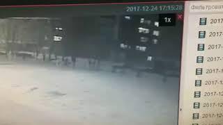 Видео с взрыва в Новоюжном районе Чебоксар