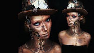 Steampunk Makeup Tutorial | Request