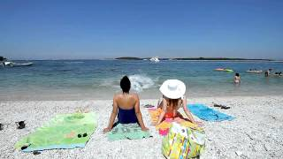 Camping Brioni, Pula, Istria - great option for young and active