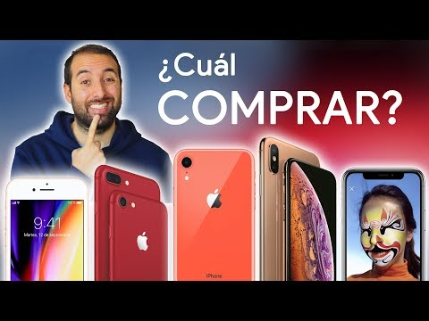 ¿Qué IPhone COMPRAR En 2019?