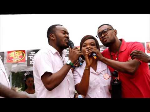 """Les agents de Shoprite RDC reprennent le célèbre """"We are the World"""""""