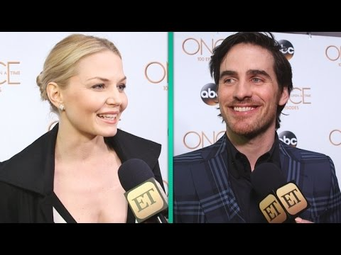 EXCLUSIVE! 'Once Upon a Time' Star Jennifer Morrison Talks Emma's Love For Hook: 'She'd Rather Di…