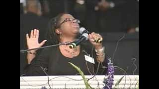 "AIM 2013 Friday Evening Worship - ""See His Glory"" (Sharon Jackson & Send Judah First)"