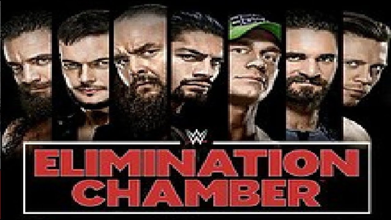 WWE Elimination Chamber 2018: Matches & Predictions