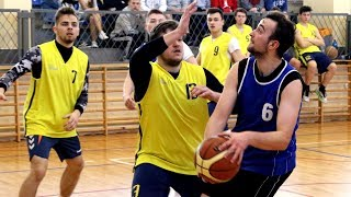 Mistrzostwa Ostrołęki w Koszykówce: ZSZ nr 2  - ZSZ nr 1