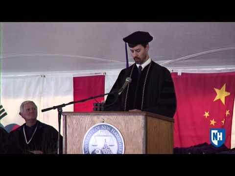UNH School of Law Commencement 2015