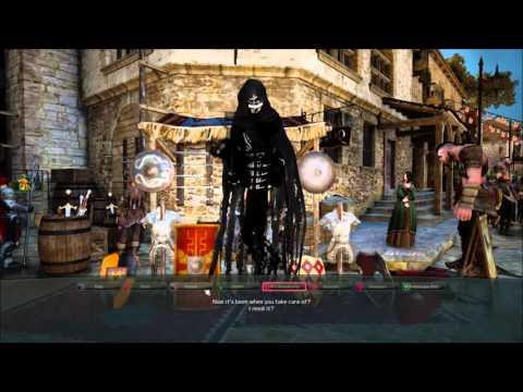 Black Desert - Enchanting Kzaka Weapon to +16
