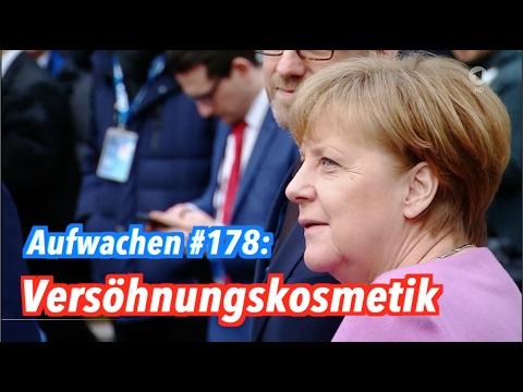 Aufwachen #178: Horse Race, Nachrichten, Trump + Gespräche mit Jürgen Lauber & Gordon Repinski