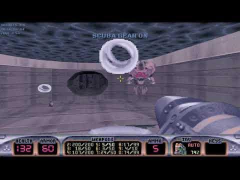 Duke Nukem 3D: 20th Anniversary World Tour (E5L8: Prima Arena) 100% |
