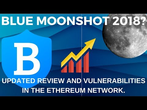 Blue Moon In 2018? Ether Blue Big Updates! Ethereum And Erc20 Tokens Issues And More