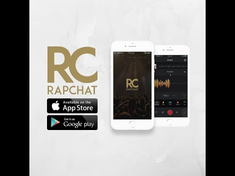 Rapchat App - Record Raps & Collab w/ Users Worldwide