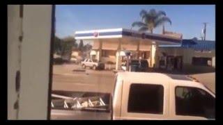 بالفيديو: ضباط شرطة في كاليفورنيا يقتلون رجلاً أسود