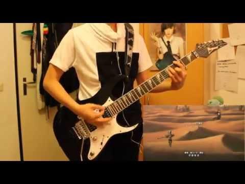 Sword Art Online II OP - IGNITE - Guitar Cover [Tabs]