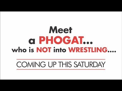 Neeraj Phogat is synonymous with wrestling...or is it???
