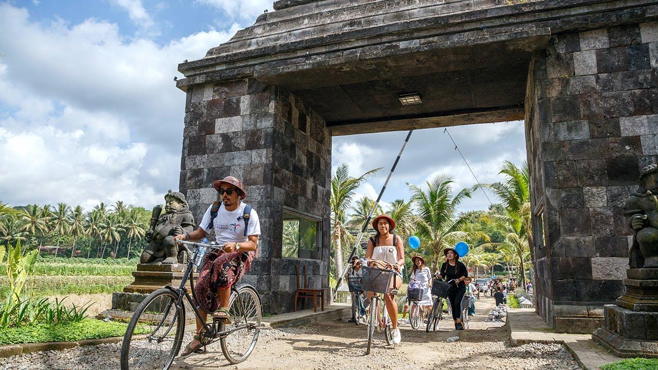 Paket Wisata Sepeda Village Cycling Tour Liburanjogja