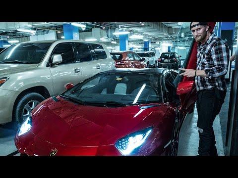 Was kostet es einen Lamborghini Aventador zu fahren - Leasing oder kaufen?