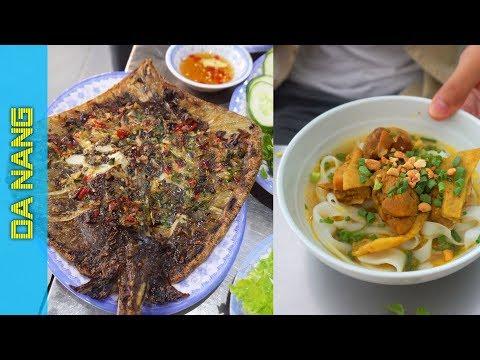 Khám phá Sơn Trà, Ăn hải sản đồng giá 60 ngàn | du lịch Đà Nẵng