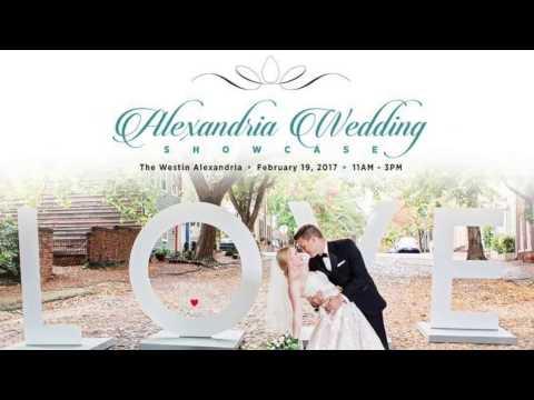Global Bridal Gallery: Alexandria Wedding Showcase 2017