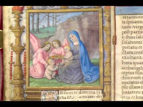 The Prayer Book of Claude de France, Part 3